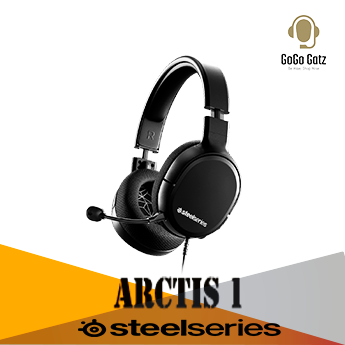 {61427}{Ship Out Within 24 Hours} STEELSERIES ARCTIS 1 WIRED GAMING HEADSET WITH MIC FOR PC , PS4 , XBOX , SWITCH