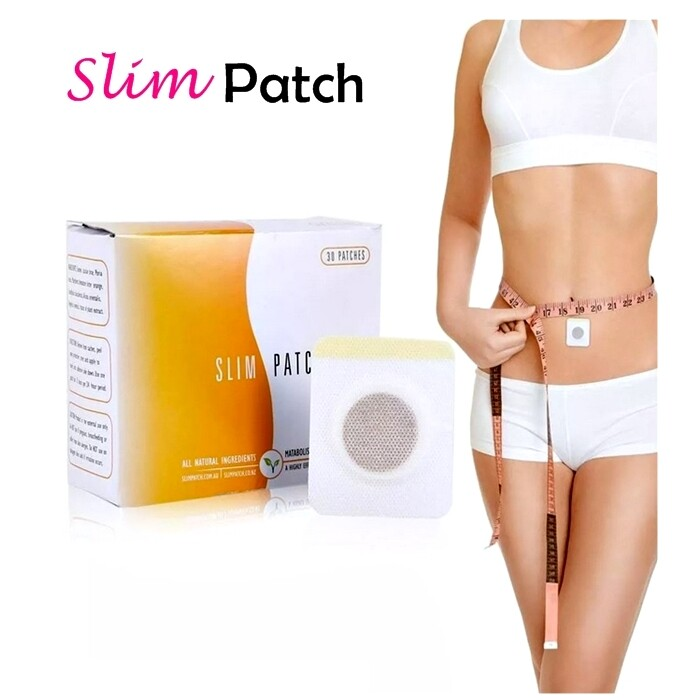 HAIRperone Weight Loss Burning Fat Slimming Patch 10pcs