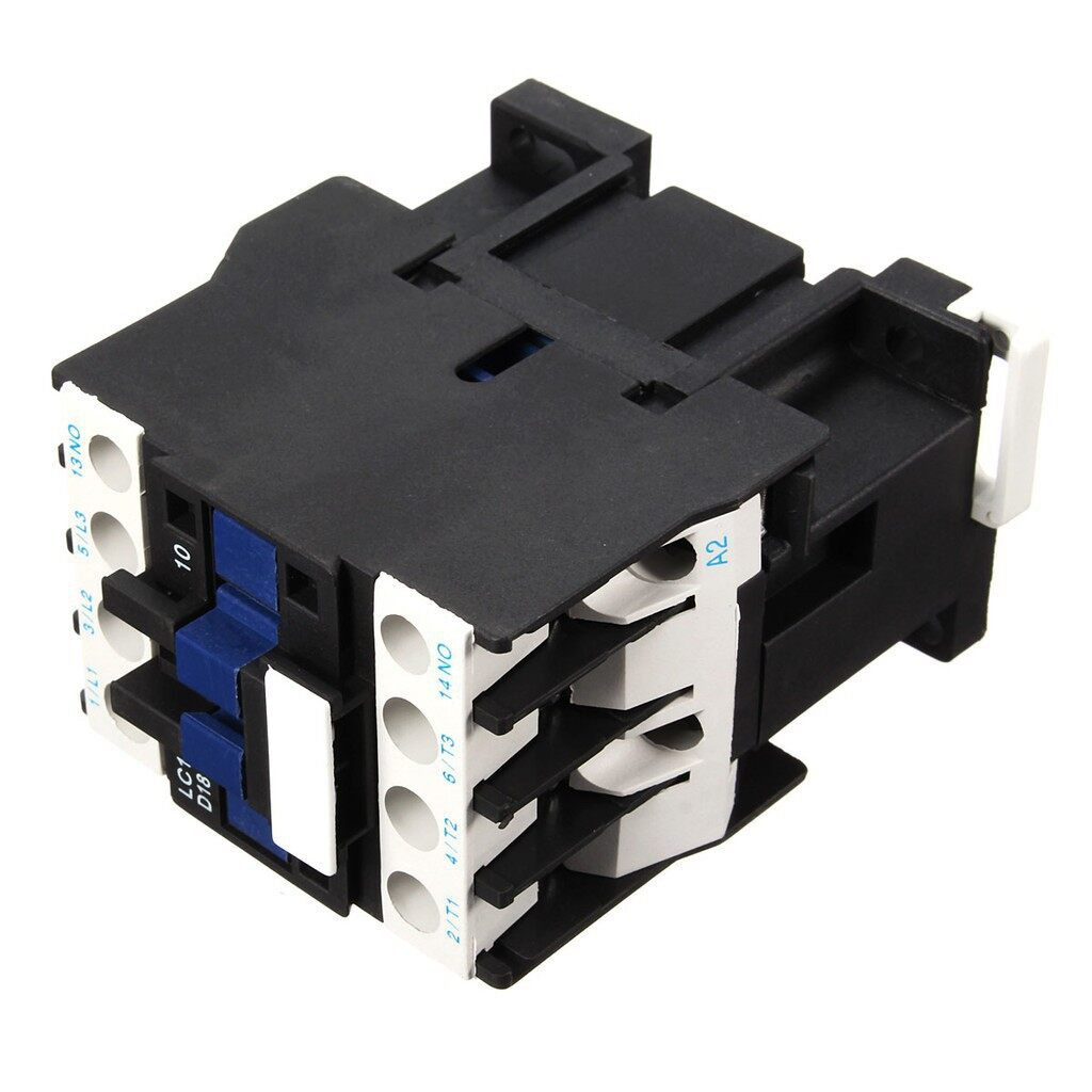 Cool Gadgets - AC220V Coil 32A 3-Phase 1NO 50/60Hz Motor Starter Relay LC1 D - Mobile & Accessories