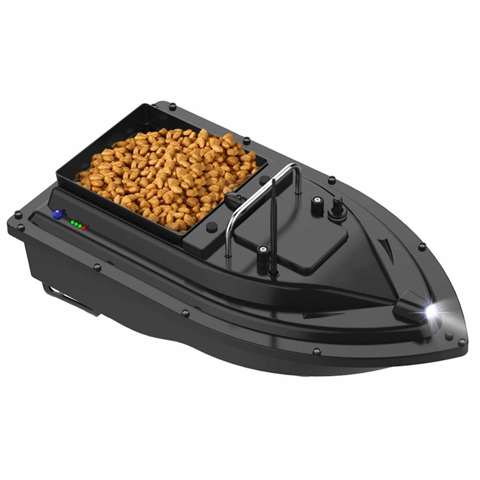 Best Selling GPS Fishing Bait Boat with Large Bait Container Automatic Bait Boat with 400-500M Remote Range (Eu)