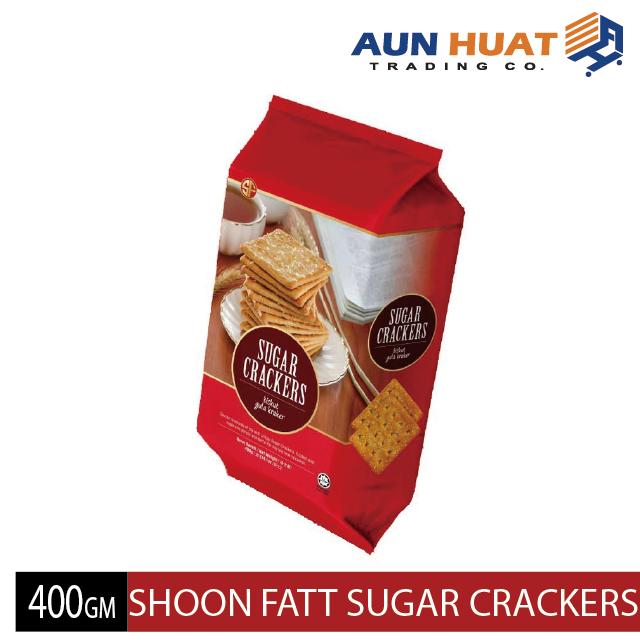 Shoon Fatt Sugar Crackers 400gm