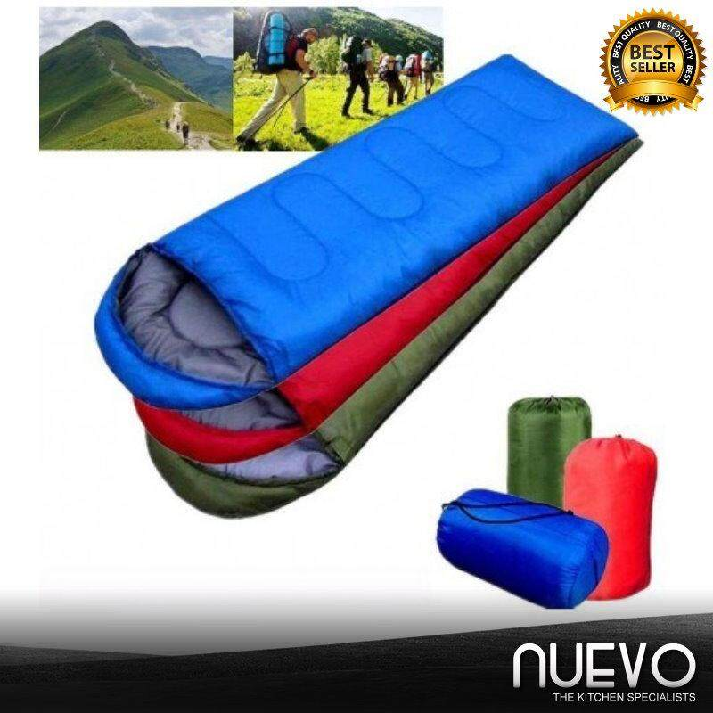 Nuevo Portable And Waterproof Outdoor Camping Hiking Travel Sleeping Bag
