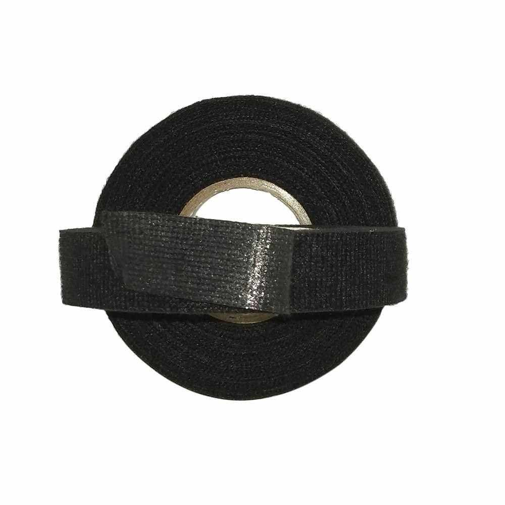 Best Selling 5 Rolls Wiring Loom Harness Tape Cable Looms Wiring Harness Cloth Adhesive Fabric Tape