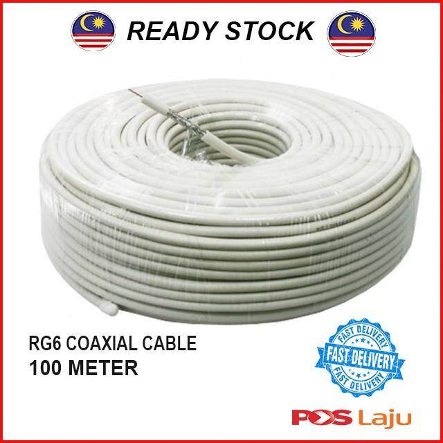 RG6 CATV CABLE 100meter