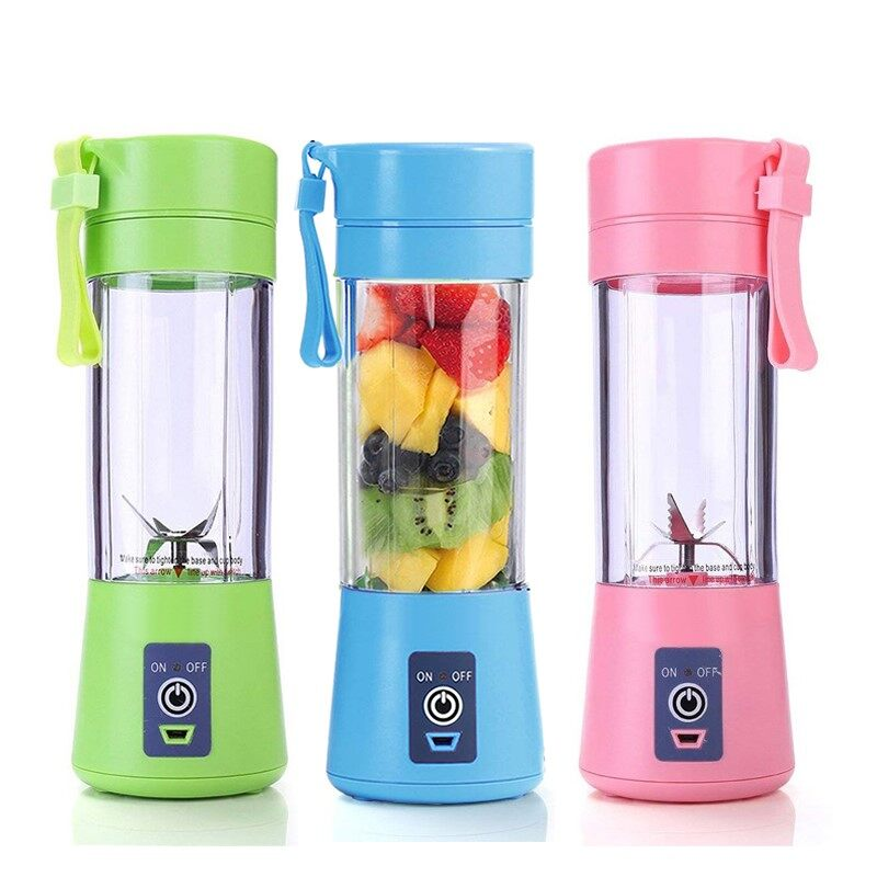 Portable USB personal blender-Green