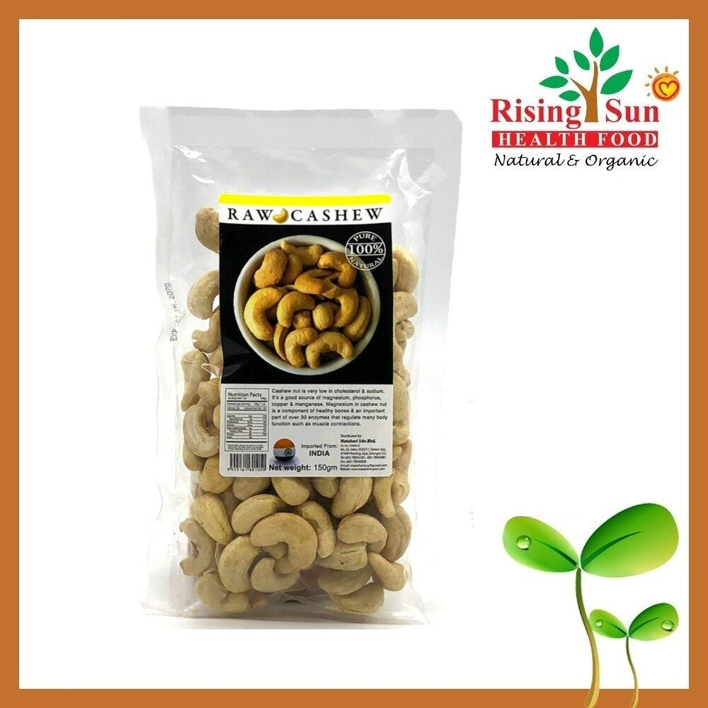 Raw Cashew Nut 150Gm