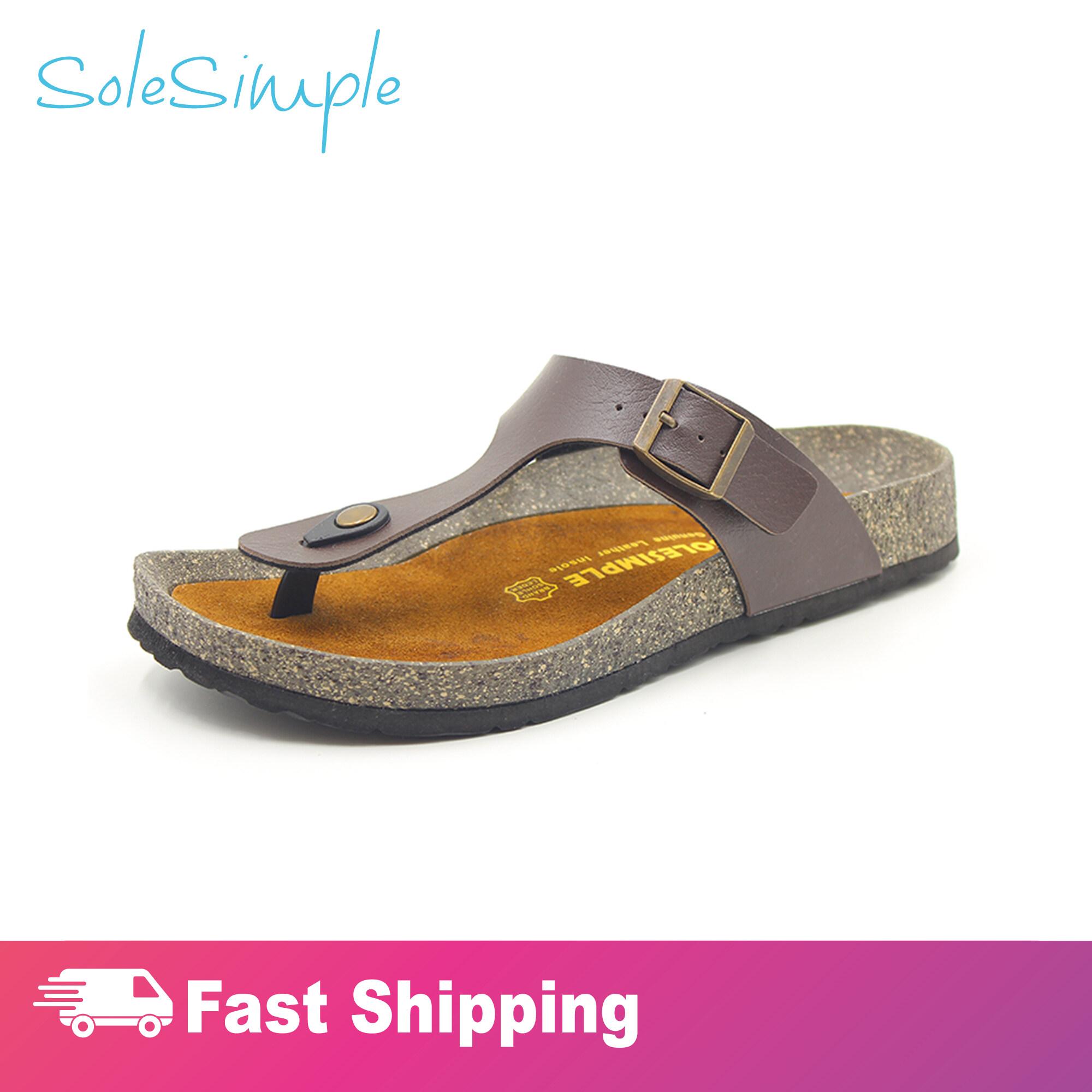 SoleSimple Rome - Brown / Sandal