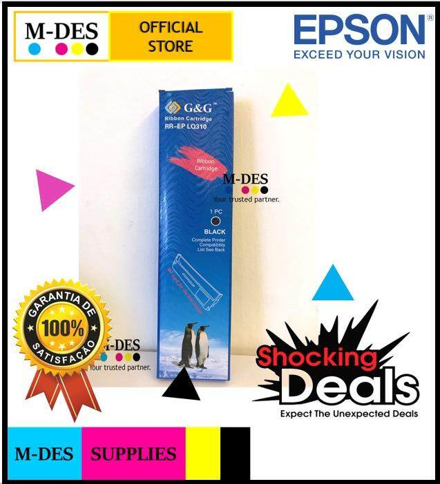 Epson ERC-34/30/38 (comp) Purple Compatible Ribbon x1pc