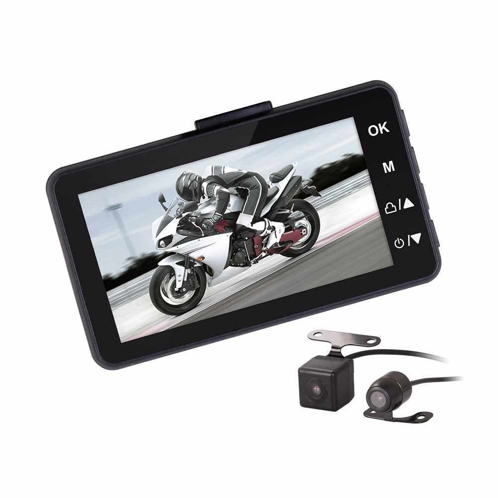 Best Selling ThiEYE 1080P Motorcycle DVR Driving Recorder ()