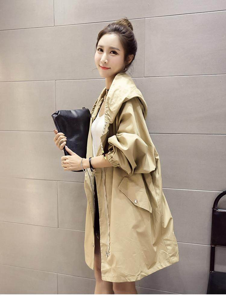 JYS Fashion Korean Style Women Windbreaker Collection 512-9205