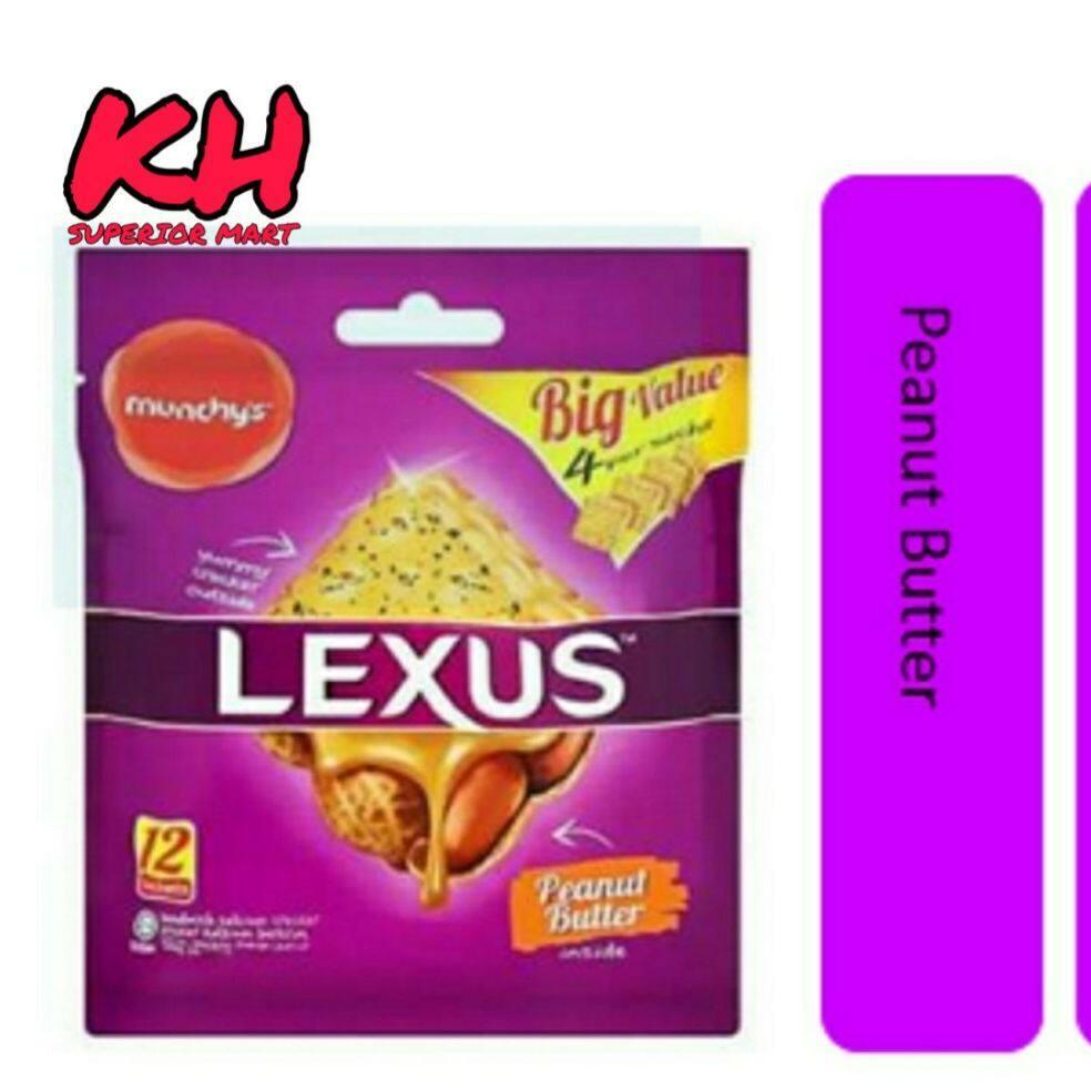 Munchy's Lexus Peanut Butter Sadwich (456g)