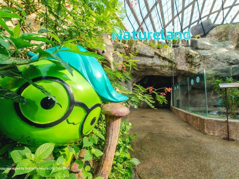 [Hotel Stay/Package] 2D1N ParkRoyal Resort FREE Entopia Butterfly Farm Entrance Ticket + Breakfast (Penang)