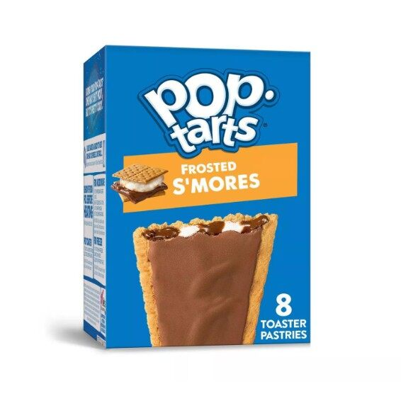 BISCUIT Pop Tarts Frosted S\'mores Toaster Pastries (384g) EURO SNACKS