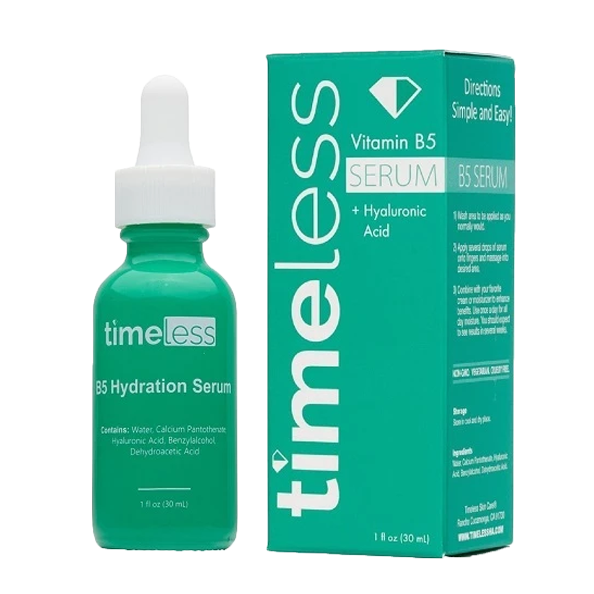 Timeless Vitamin B5 Serum