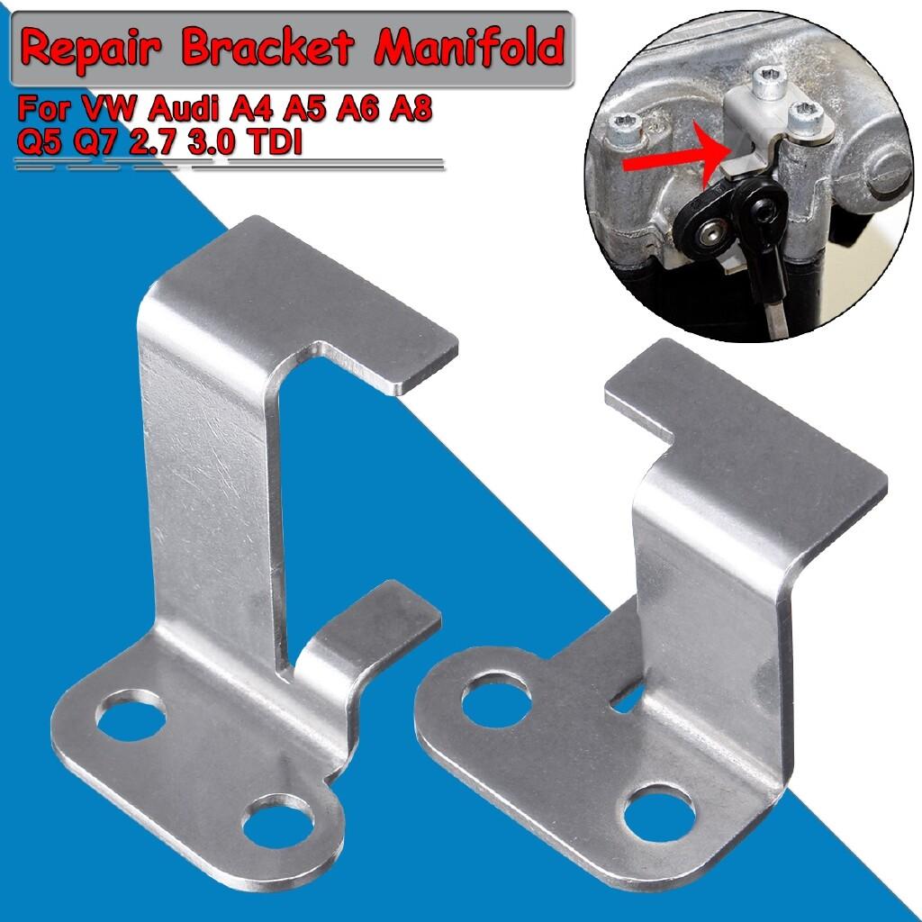 Exterior Car Care - Pair Fault P2015 Repair Bracket for VW AUDI 2.7 3.0 4.2 TDI Actuator 5-Pin Plug fzeroinestore