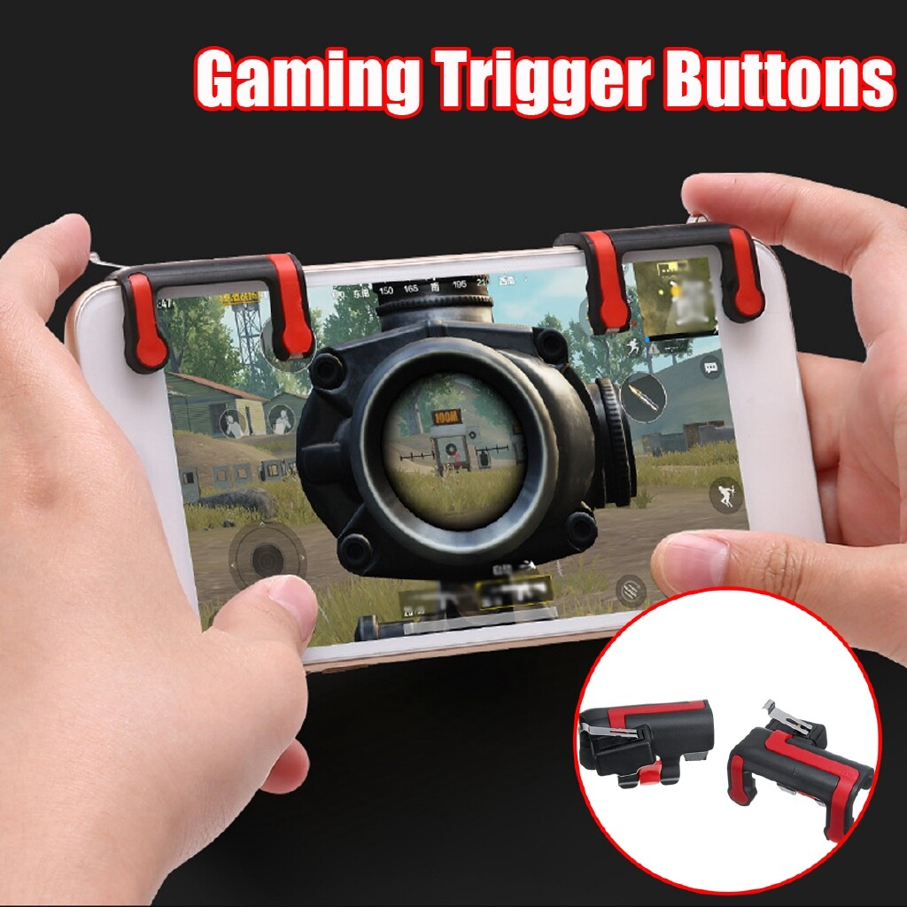 Xbox Controllers - Shooter Controller Smartphone Mobile GamingTrigger Fire Button Handle For PUBG