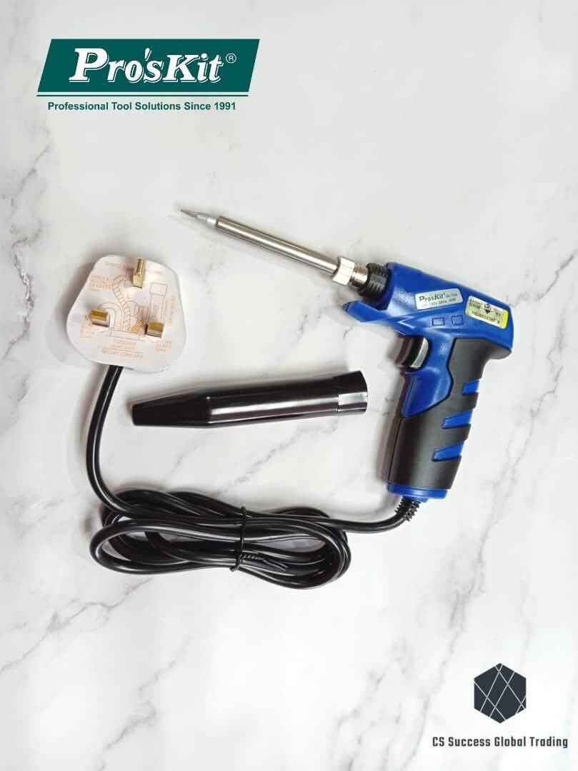 Pro'sKit ZD-723N Convertible Soldering Iron AC240V 40W + FREE Plug Top