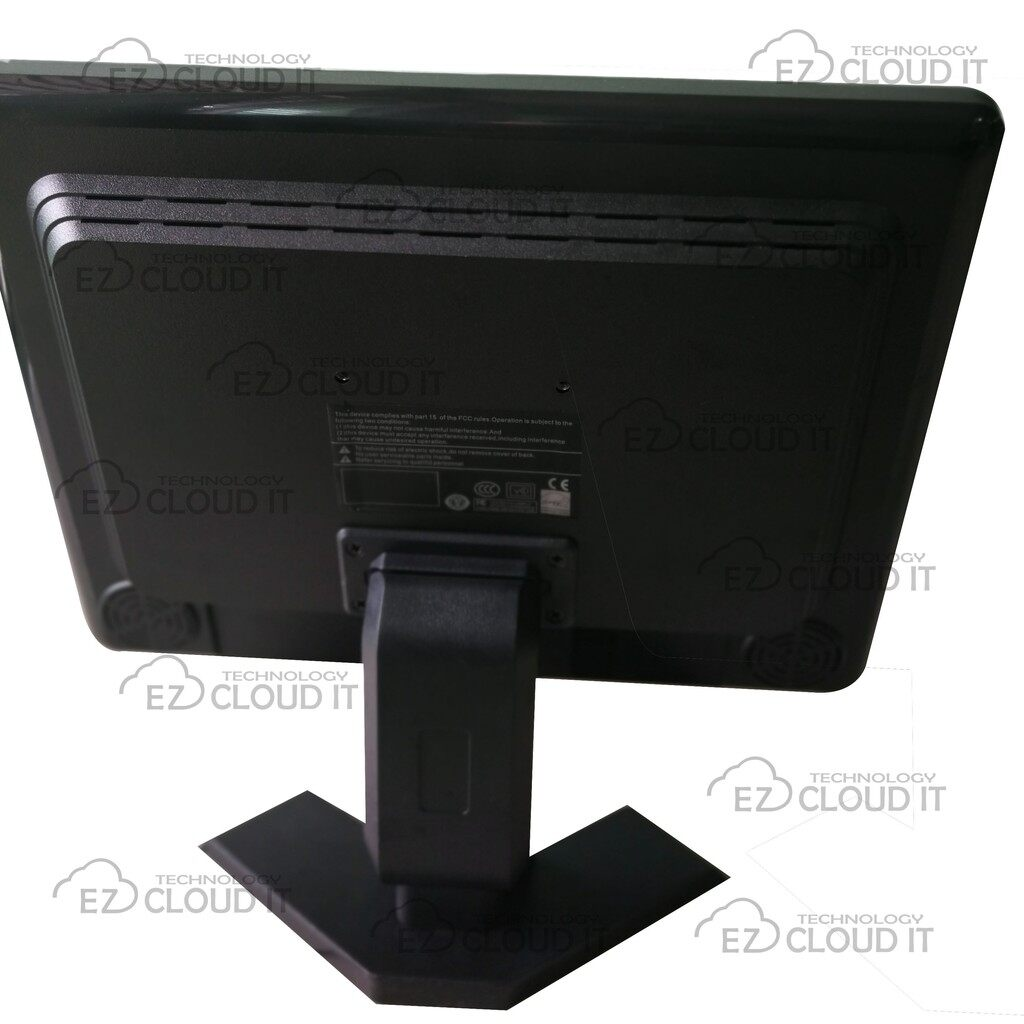 EZC 15inch touch screen monitor pos system