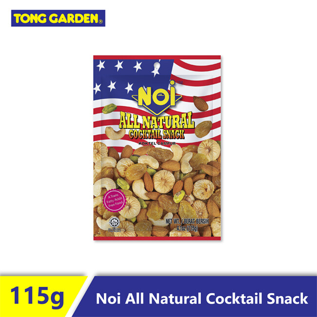 Noi All Natural Cocktail Snack 115g