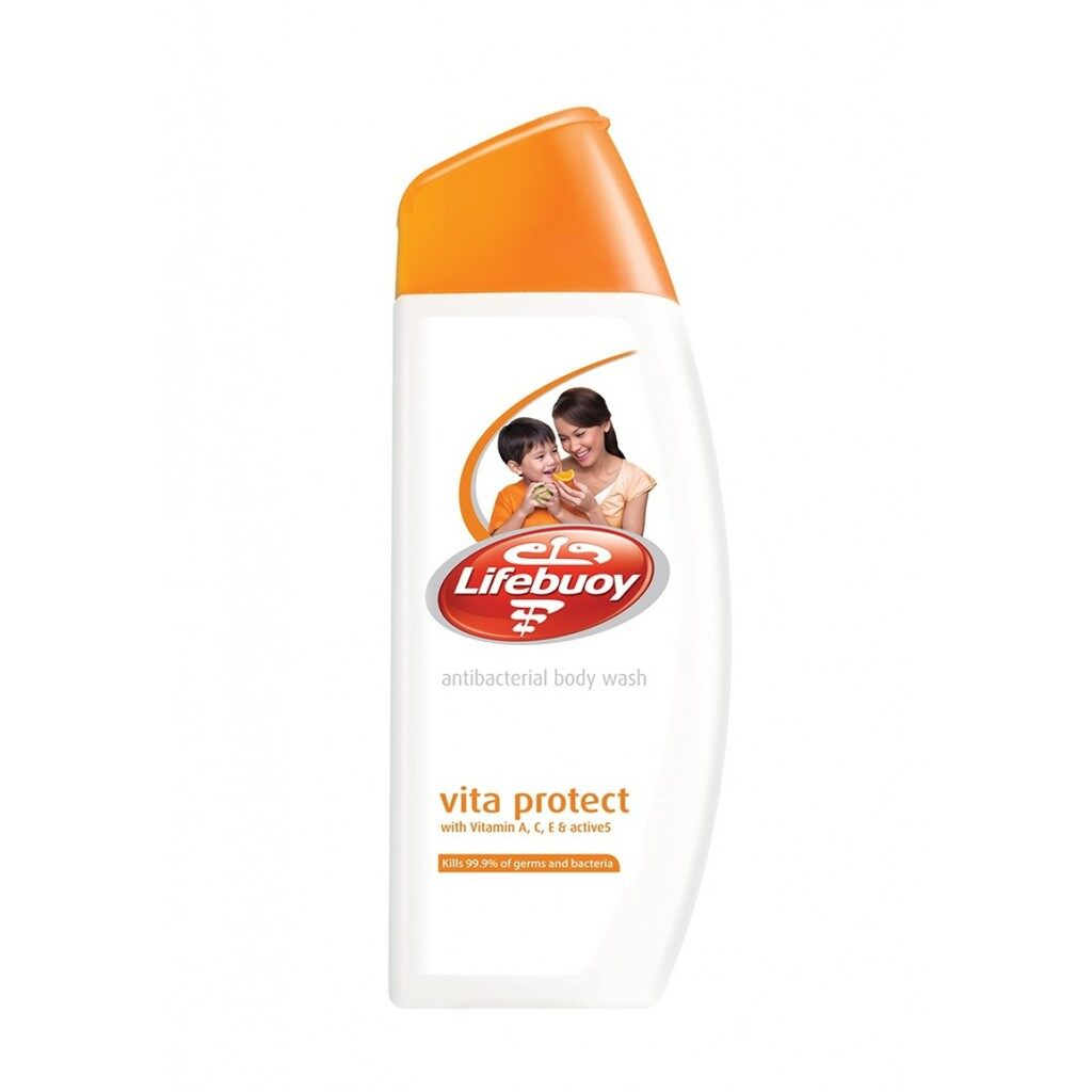 LIFEBOUY BODY WASH VITA PROTECT 300ML