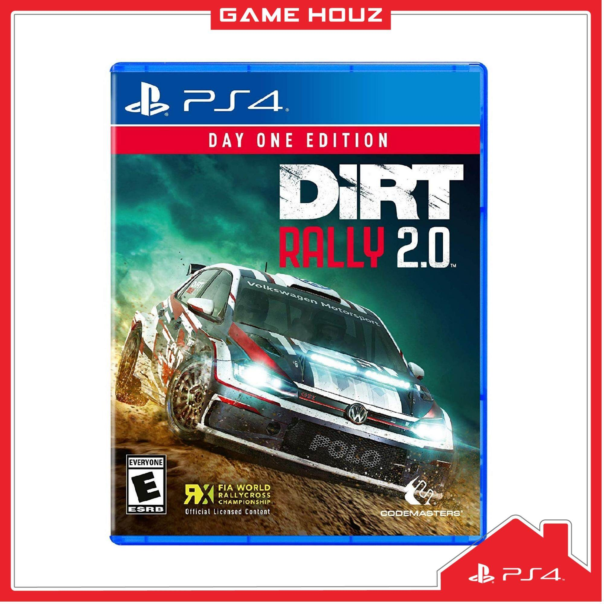 (PS4) DiRT Rally 2.0 (ENG) - NEW