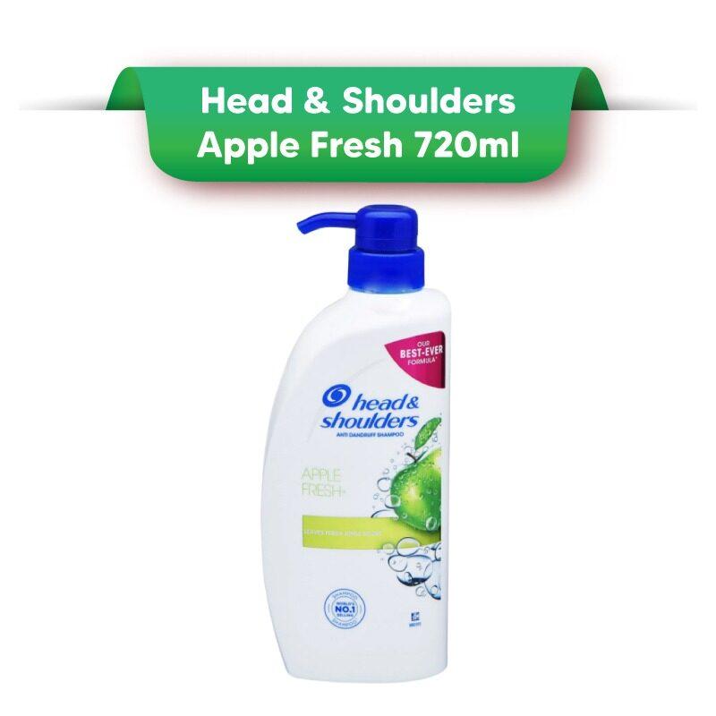 Head&Shoulders Anti-Dandruff Shampoo Apple Fresh 720ML