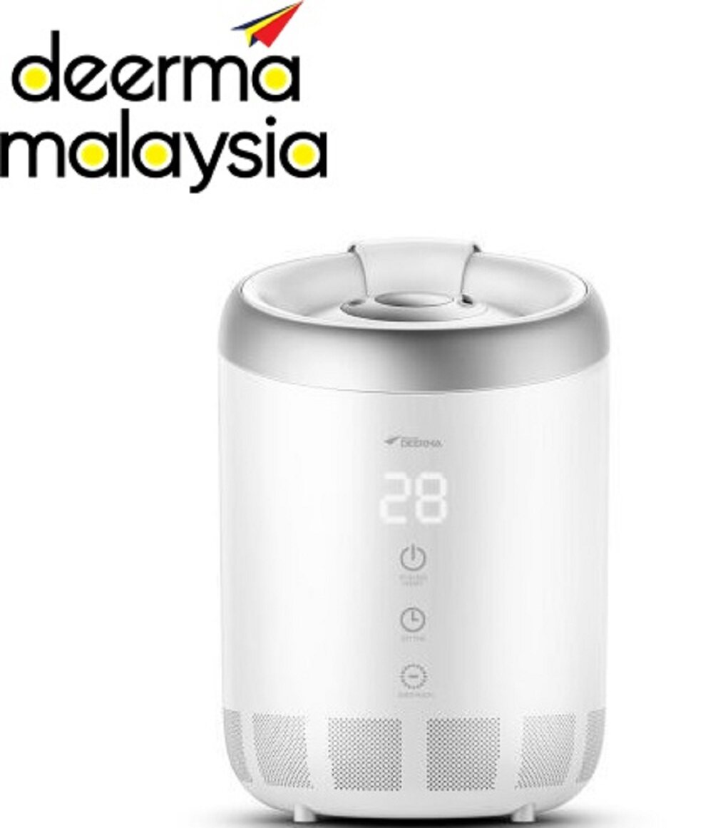 Deerma Digital Smart Air Humidifier ST600S - 4L Capacity