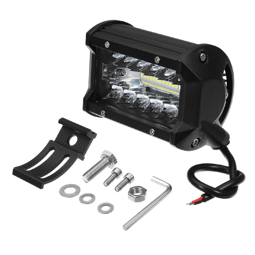 Engine Parts - 1 PIECE(s) LED Work Light Flood Spot Combo Beam for Offroad 1920LM - Car Replacement