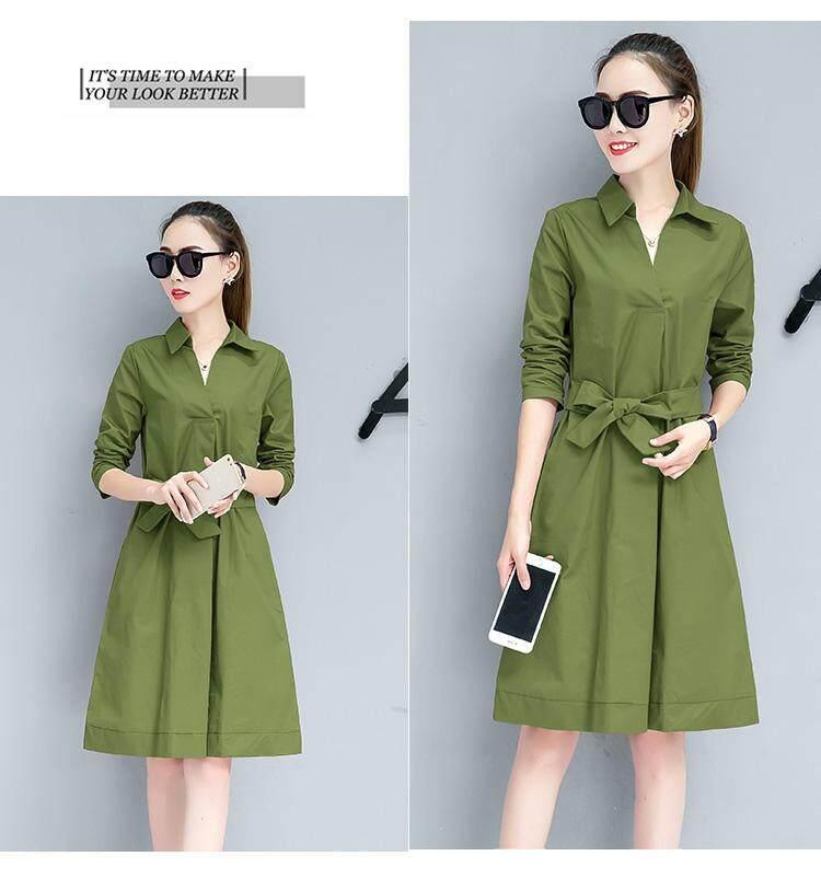 JYS Fashion Korean Style Women Midi Dress Collection 512-2731