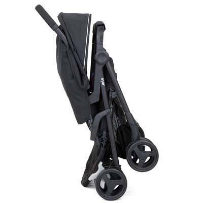 Joie: Aire Twin Stroller - DARK PEWTER