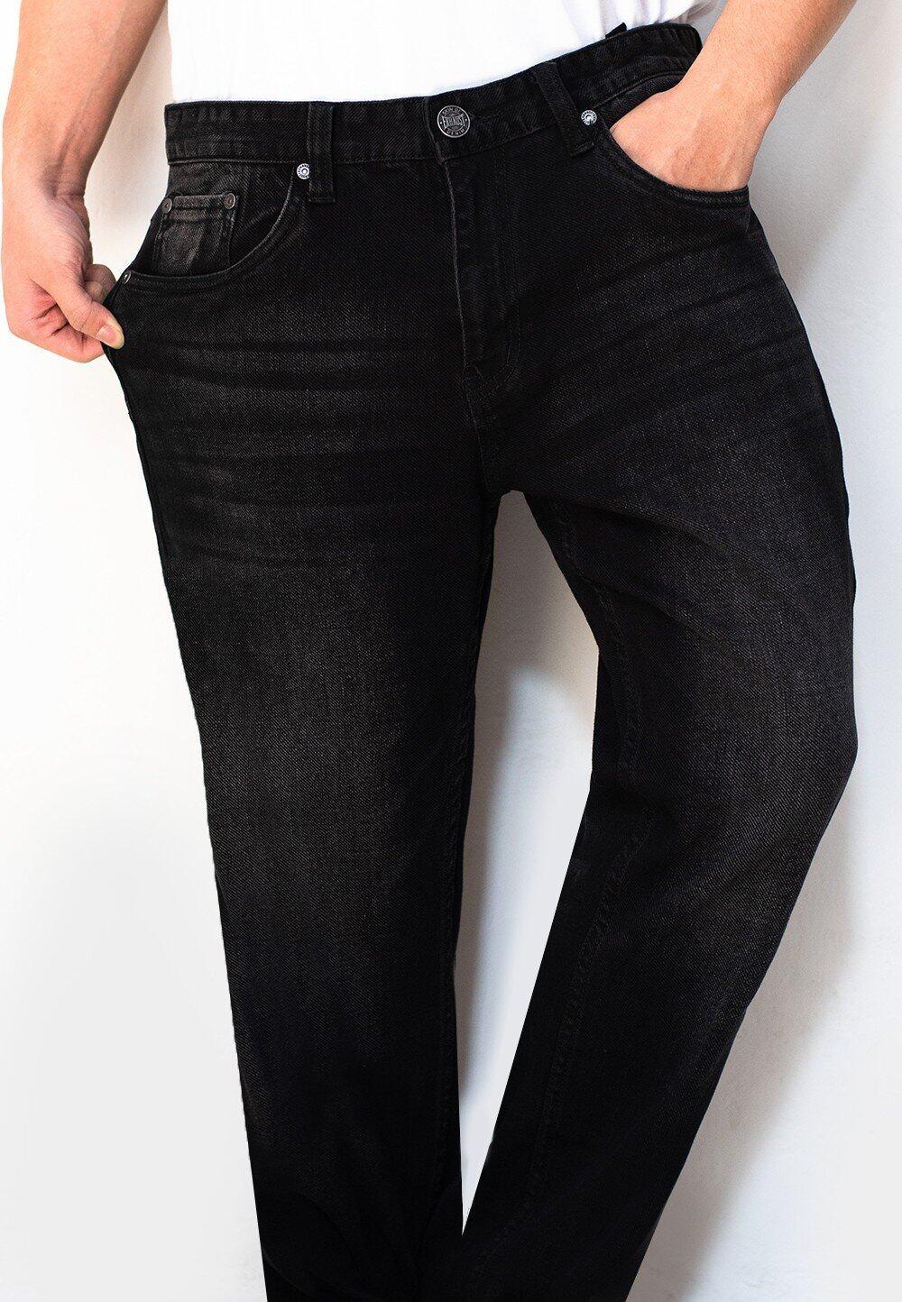 Stretchable Slim Fit Denim Long Pants 751