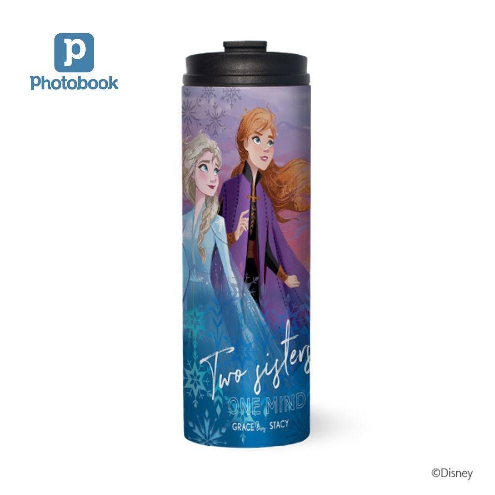 [e-Voucher] Photobook Disney Frozen II Personalised Tube Tumbler 16 oz.
