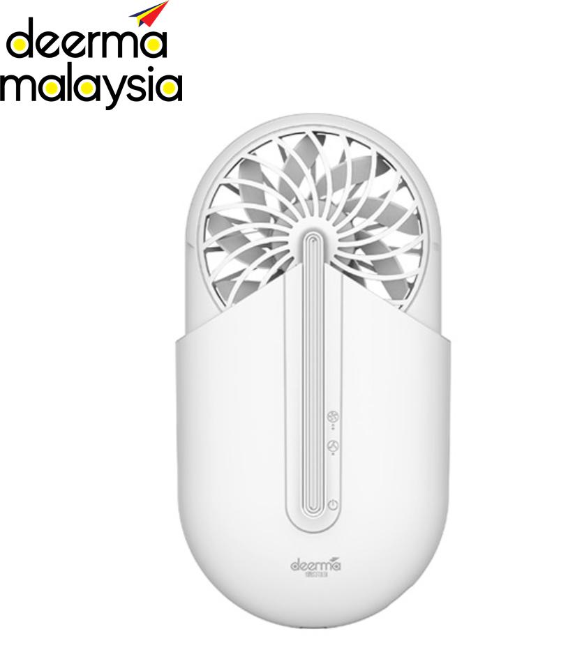 Deerma Rechargeable Portable Fan FS001 White