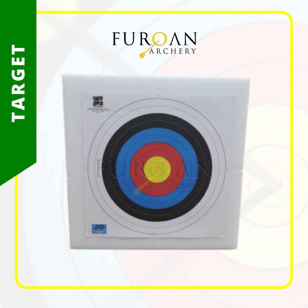 EPE Foam Target 50cm x 50cm 2.2pcf with FREE Target Face