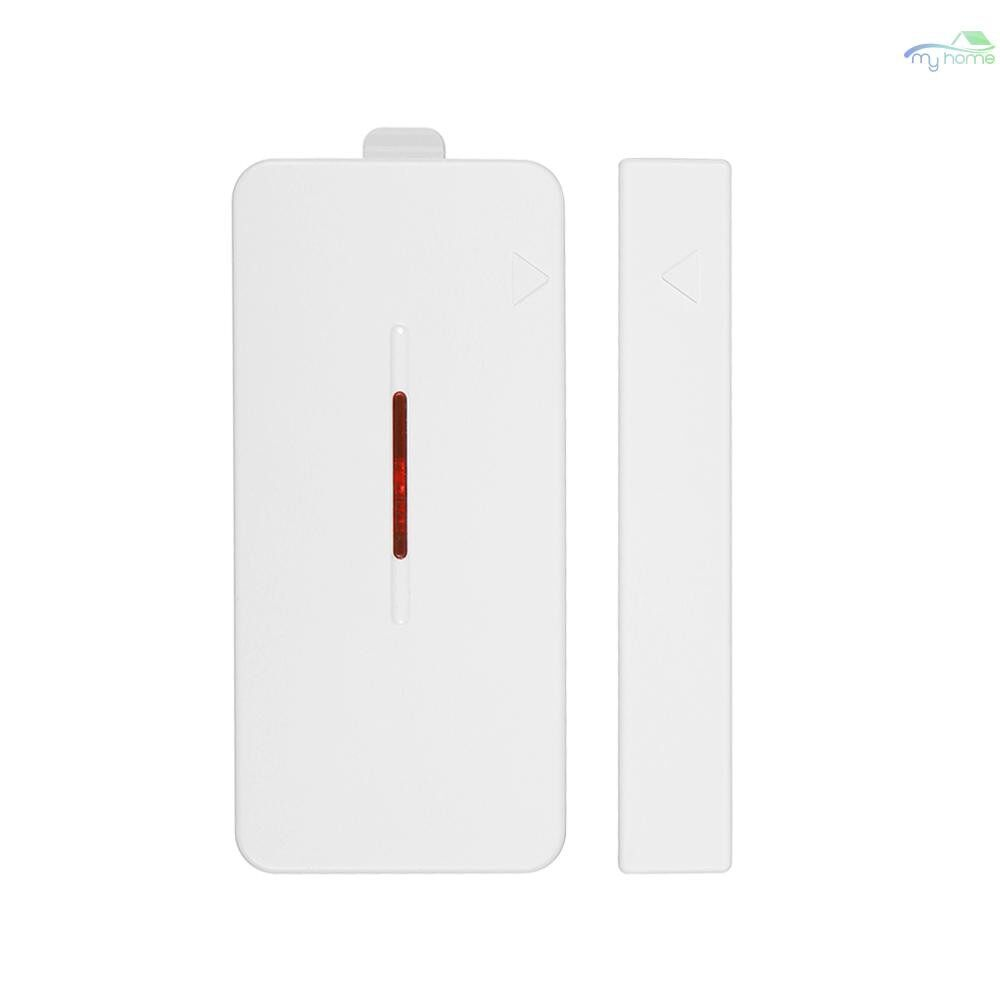 Sensors & Alarms - Broadlink S1C S1 S2 HUB 433Mhz Door Sensor Door Window Alarm Sensor WIRELESS Automation Anti-Theft - WHITE