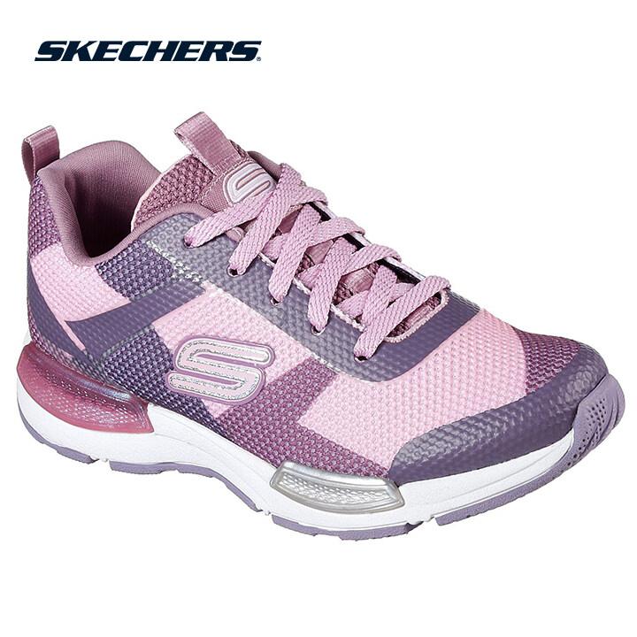Skechers Jumptech Girls Lifestyle Shoe - 81510L-PKLV