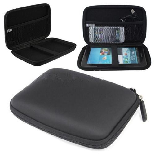 Automotive Tools & Equipment - 7 Hard Shell Carry Case Cover Protector for TOMTOM Garmin GPS Samsung Tab 7.0 - Car Replacement Parts