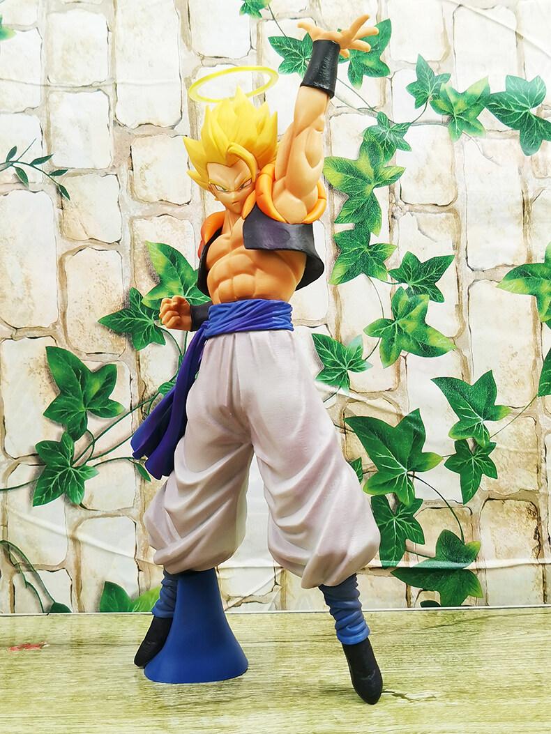 Banpresto Dragon Ball Legends Collab Gogeta Action Figure No Box