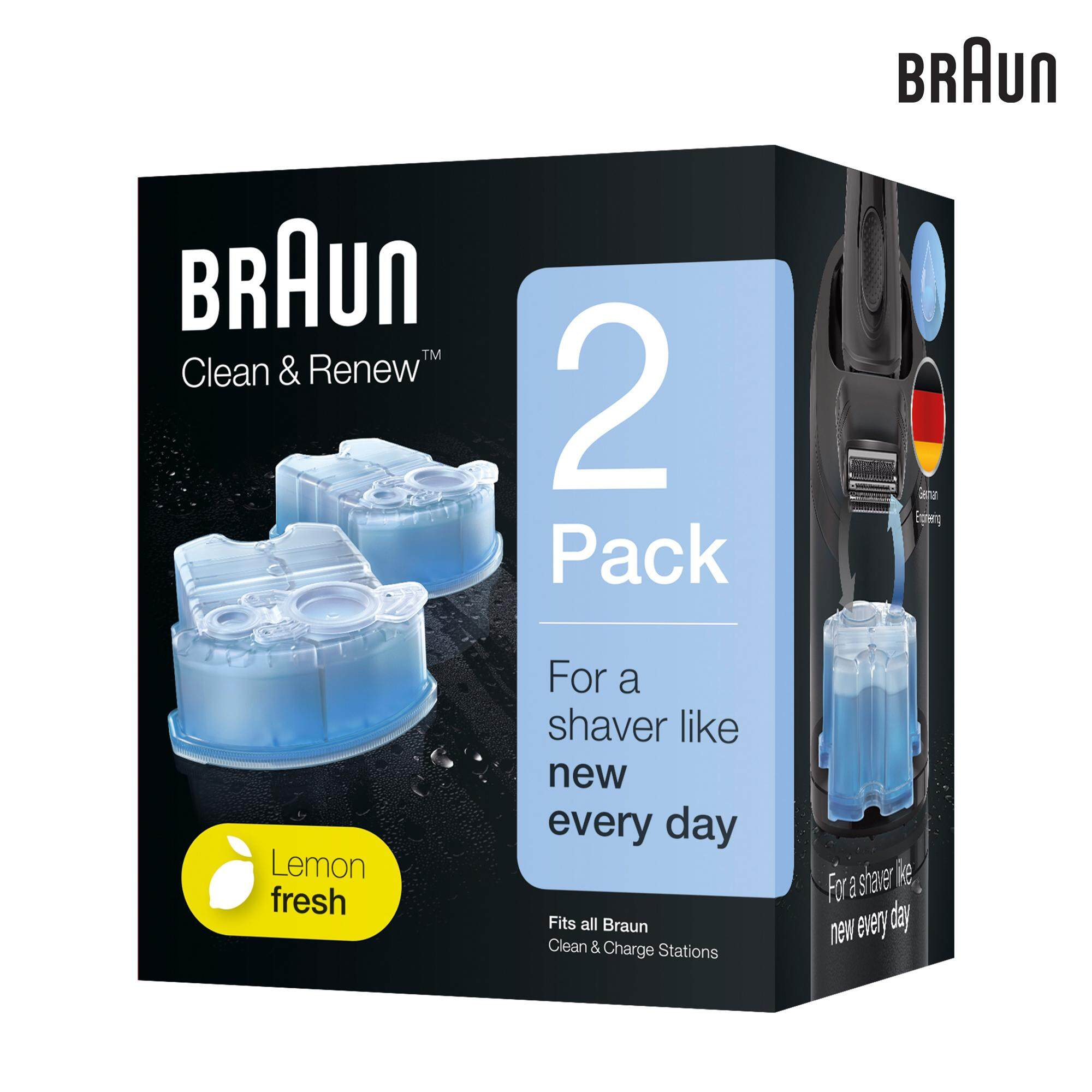 Braun Clean and Renew CCR 2 Refills
