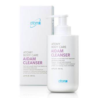 Harga Aidam Body Care Cleanser Clean care (200ml)