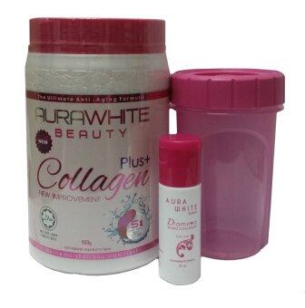 Harga Aurawhite Beauty plus Collagen