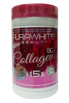 Harga Aurawhite Beauty Stemcell plus (SC+) Collagen