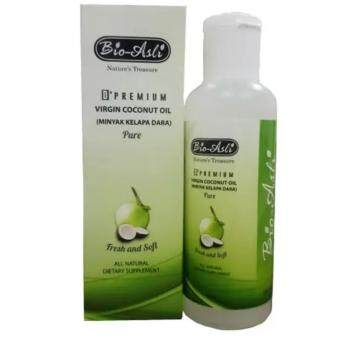 Harga Bio Asli Premium Pure Virgin Coconut Oil 150ML