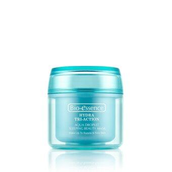 Harga BIO-ESSENCE Bio-Essence Aqua Droplet Sleeping Mask