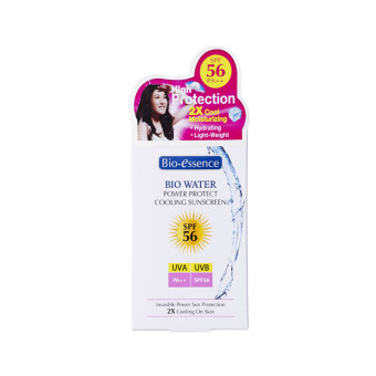 Harga BIO-ESSENCE Bio Water Cooling Sunscreen SPF50 40ml