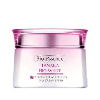 Harga BIO-ESSENCE Tanaka Bio-White Advanced Whitening Day Cream 50g