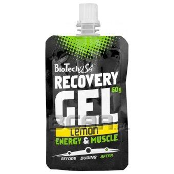 Harga BiotechUSA Recovery Gel 60g 6 packs (Lemon)