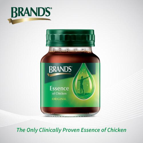 BRAND'S Essence of Chicken Single Pack 14+1 bottles x 70gm