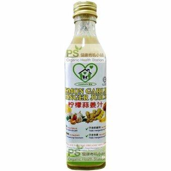 Harga Carelife Lemon Garlic Ginger Juice 350ml