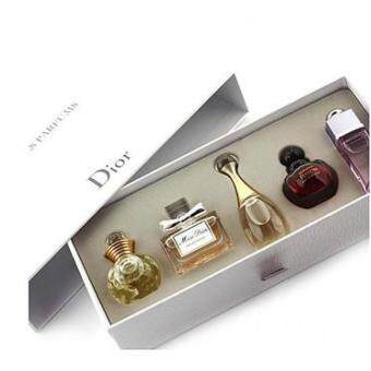 Harga Christian Dior Les Parfums Miniature Collection 5 in 1
